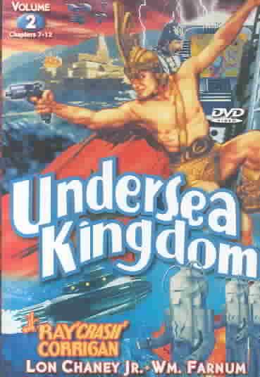 UNDERSEA KINGDOM VOLUME 2 BY CORRIGAN,RAY (DVD)
